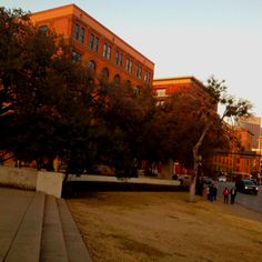 The Grassy Knoll and Book Depository