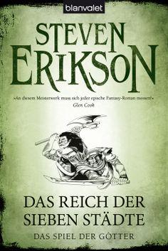 Das Reich der Sieben Städte - Steven Erikson