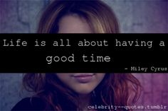 Miley Cyrus Quotes Tumblr | 78) miley cyrus quotes | Tumblr | We Heart It