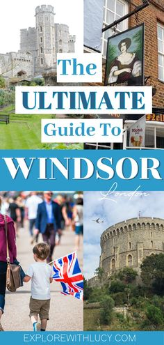 Here's just a glimpse at the fantastic things you can do in Windsor on a day trip. Windsor is a market town about 20 miles from London, most famous for its royal residence: Windsor Castle. Due to its proximity to the capital, it makes the perfect spot for a day trip.  Windsor is also the ideal spot for those seeking a piece of the English countryside.