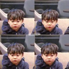 Cute manse with messy hair Cute Asian Babies, Cute Babies, Baby Kids, Song Il Gook, Triplet Babies, Superman Kids, Korean Tv Shows, Song Triplets, Song Daehan