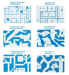Delta's D&D Hotspot: Geomorphs and Giants