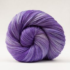 Lavender on BFL DK  by SnailYarn