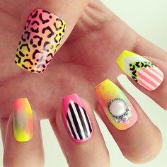 the-prettynails  #nail #nails #nailart