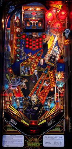 """Dr. Who"" 