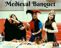 How about a #Medieval Banquet for your next College Event?  We have special #college menu pricing and incentives: https://www.clambakeco.com/college-menus