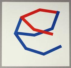 Anto Rabzas / Serie Rodalquilar 4 / PA. 1 / 2015 Collage sobre papel 50 x 50 cm.