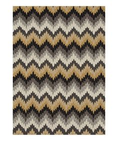Take a look at this Gray Francesca Rug by Loloi Rugs on #zulily today!