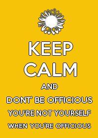Keep Calm Harold & Maude 1