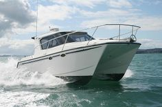 New Express 30 - ArrowCat Marine - News and press releases