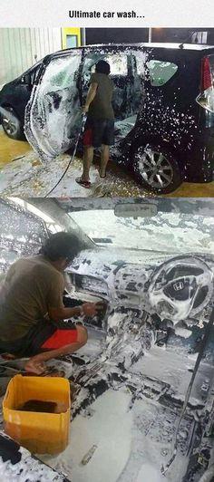 Deep Car Wash