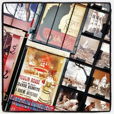 Posters in Paris