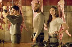 Wanted movie James McAvoy, Common and Angelina Jolie