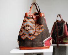 turkish woven bag