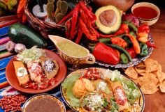 authentic mexican food recipes with pictures | Mexican Recipes: Authentic Mexican Meals