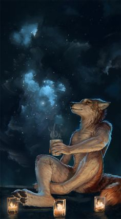 Werewolf Quotes, Werewolf Art, Magnificent Beasts, Fantasy Wolf, Wolf Pictures, Furry Drawing, Anthro Furry, Anime Wolf, Art Memes
