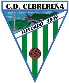 1949, CD Cebrereña (Cebreros, Castilla y León, España) #CDCebrereña #Cebreros #Castilla #Leon (L19200) Football Team, Soccer, Logos, Football Squads, Football Equipment, Legends, Madness, Hs Football, Futbol