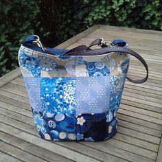 #swoonpatterns #bonnie#handmadebag#patchworkbag