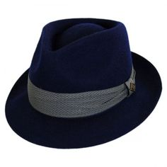 4a70fc8ca15 Griffin Wool Felt Fedora Hat available at  Loehmanns Fedora Hat