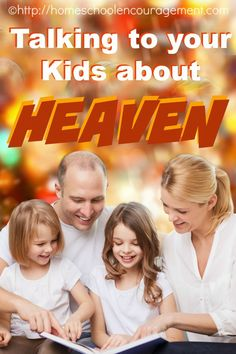 Talking to your kids about heaven - have you shared this natural follow up to the Gospel message? Kids are so curious about heaven. Help them develop a Biblical understanding.