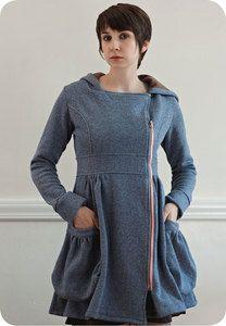Maryjane Coat by Rebe