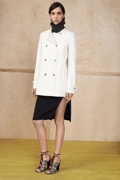 Altuzarra pre-spring/summer 2015 fashion collection