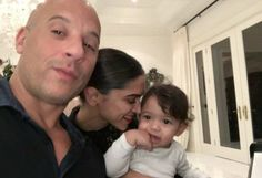 Action star Vin Diesel shared a cute picture of Bollywood actress Deepika Padukone with his baby girl Pauline. The 48-year-old actor posted the photo on his official Facebook page. The picture shows the 'Bajirao Mastani' star posing with Diesel's 15-month-old daughter while he is busy clicking the selfie. Deepika, who bagged the best actor award trophy at the IIFA 2016 for Piku, recently w..  Read More