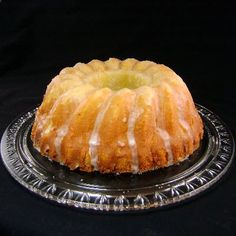 One Perfect Bite: Lemon Pound Cake This cake is full of natural lemon flavor. Not as big as a lot of pound cakes,but dense, moist and delicious!