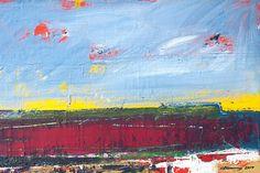 ROTE LANDSCHAFT #CHRISTIAN #DAMERIUS #weewado #LANDSCAPE #WIDTH #SKY #CLOUDS #RED