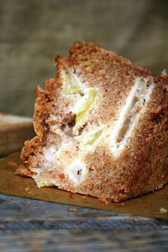 Teddie's Apple Cake from the NY Times - A super moist, dense, flavorful apple cake that gets better with age!