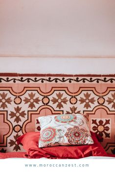 Traditional Accommodation Morocco: From Riads in Marrakech and Kasbahs - Suggestions Wicker Decor, Morocco Bedroom, Interior, Boho Chic Interior Design, House Interior, Interior Design School, Home Interior Design, Online Interior Design, Interior Design Business