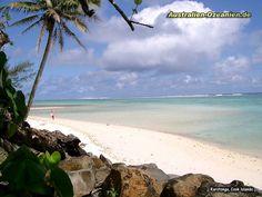 Rarotonga Beach- Cook Islands Rarotonga Cook Islands, Places To Travel, Spaces, Beach, Water, Outdoor, Australia, Gripe Water, Outdoors