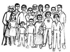 Learning Italian: family members | Genealogy