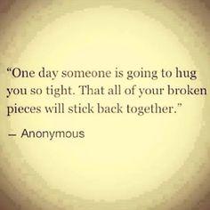 ...One day ...is my prayer