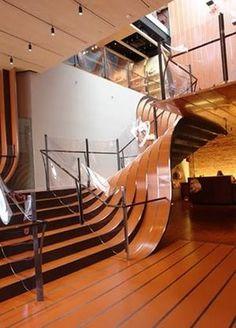 クリエイティブなデザインをした階段 : クリエイティブなデザイン階段の写真、画像 - NAVER まとめ