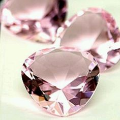 Pink diamonds....