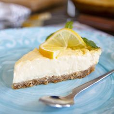 Healthy Sweets, Healthy Recipes, Cheesecakes, Beautiful Cakes, Sweet Recipes, Trifle, Granola, Food And Drink, Low Carb