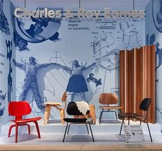 #Eames in this @vitra