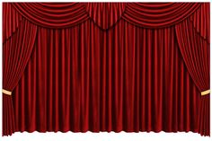 Red Home Theater Curtain Decorate theater room, home theater ideas. Shop online with us. #velvet curtains