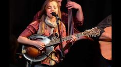 doing an old Bill Monroe tune called Old Dangerfield at the Mockingbird http://www.mockingbird123.com http://www.sierrahull.com