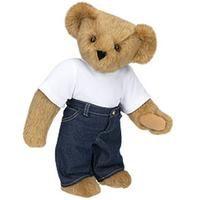 """15"""" Basics Bear with Jeans"""