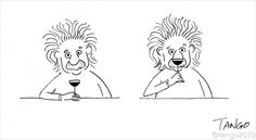 These 25funny illustrations take the most unexpected turns