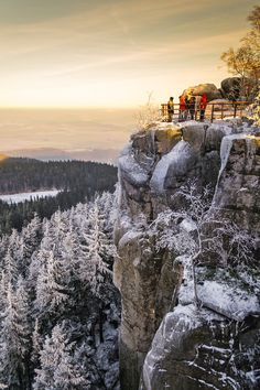 Stolowe Mountains, Poland  www.studyfun.pl