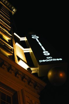 The Ellis Hotel - Recognized as one of only 2 hotels in Atlanta to receive the National Green Seal Property, Silver level.Choose from 127 luxuriously appointed guest rooms and suites at the Ellis Hotel, offering a fresh hip d;cor and modern amenities for your convenience.