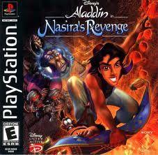 Disney's Aladdin in Nasira's Revenge psx iso download