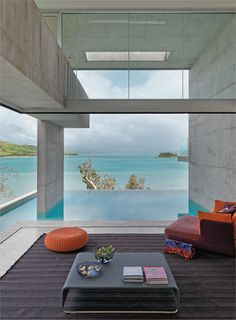 Arquiteto Italiano Renato D'Ettorre-Casa Sydney, na Austrália
