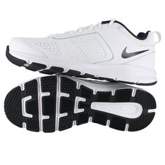 best loved fafdb d9c8d Nike T-LITE XI Mens Training Shoes 616544-101 White Black Navy Size 8 to 11