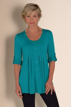 BRUNCH TUNIC Was $64.95; Now $49.95