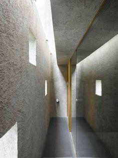 Wespi de Meuron Romeo architects, Hannes Henz Architekturfotograf · New house in Ranzo. Switzerland · Divisare