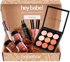 Start your first month for FREE! No strings attached. BabeBox delivers Full-Size Premium beauty products to your door step every month. All the products are cruelty-free and your first month is FREE! Best Beauty Subscription Boxes, Beauty Box Subscriptions, Makeup Deals, Makeup Tips, Eye Makeup, Liquid Eyeshadow, Best Makeup Products, Beauty Products, Makeup Techniques